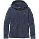 Patagonia W's Better Sweater Hoody Classic Navy